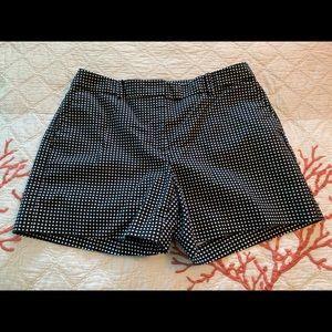 Michael Kors polkadotted dress shorts